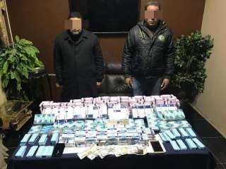 القبض على صيدلى وبحوزته 13 الف قرص مخدر