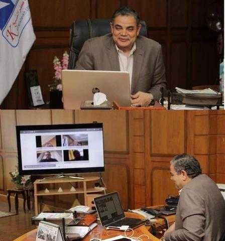 حقيقة تعرض رئيس جامعة كفر الشيخ لحادث