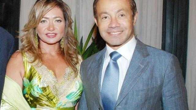 الكورونا تصيب منصور الجمال زوج الفنانة ليلى علوى السابق
