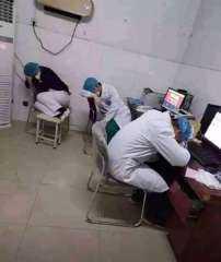 اكتشاف عدد من الإصابات بين الأطباء والممرضين بفيروس كورونا بمعهد الأورام