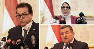 وزارة الإعلام: الحكومة تعمل بمنهج علمى وبشكل تنسيقى وتضامنى لمواجهة كورونا