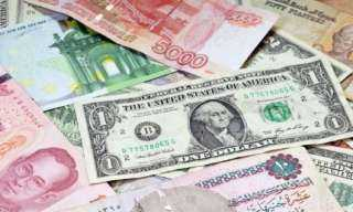 استقرار أسعار العملات الأجنبية أمام الجنيه المصرى