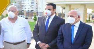 تنسيقية شباب الأحزاب تسلم مستلزمات طبية لمديرية الصحة فى بورسعيد