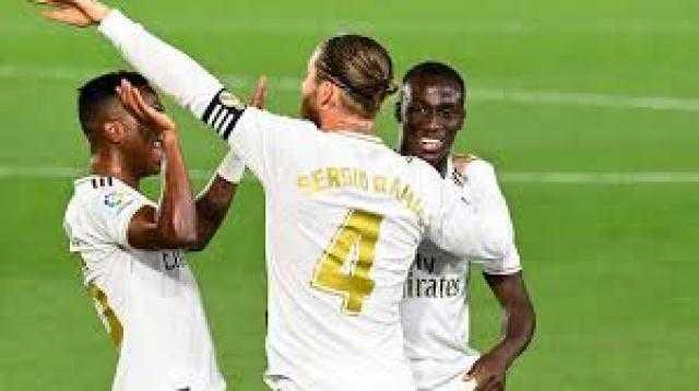 ريال مدريد يسعى لحسم الدورى الإسبانى على حساب خيتافى