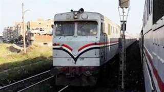 السكة الحديد تعلن تأخيرات القطارات اليوم