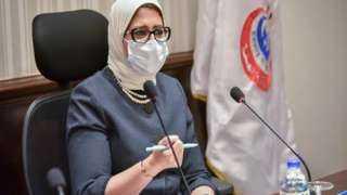 الصحة: الاتحاد العالمي للأمصال وافق على توفير حصة لمصر من تطعيم كورونا