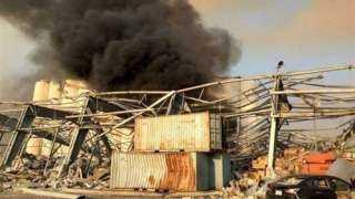 قبرص تستجوب روسيًا بشأن شحنة نيترات الأمونيوم المرتبطة بانفجار بيروت