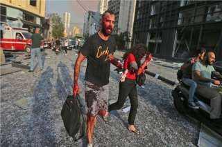 نقل جثامين المصريين ضحايا انفجارات بيروت إلى القاهرة خلال ساعات