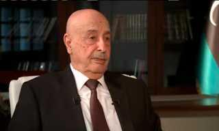 رئيس البرلمان الليبى يزور القاهرة غدا ويلتقى السفير الأمريكى
