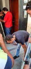 مصريون يتطوعون لمساعدة اللبنانيين لإزالة آثار الدمار ببيروت