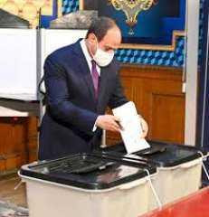 اللجان الانتخابية تفتح ابوابها للتصويت فى اليوم الثانى لانتخابات الشيوخ