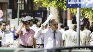 «الأرصاد»: طقس الغد حار نهارًا.. والعظمى بالقاهرة 37