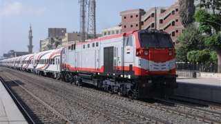 «السكة الحديد» تشغل قطارين جديدين بعربات روسي من القاهرة إلى أسوان