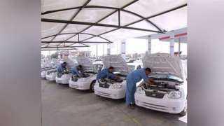 «البترول»: تحويل 42.3 ألف سيارة للعمل بالغاز.. و19 محطة جديدة