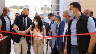 «المشاط» تفتتح توسعات محطة «صرف صحى» بالأقصر تخدم 332 ألف نسمة