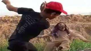 كواليس جريمة 3 شباب «رموا» معاق ذهنيا في ترعة بسوهاج