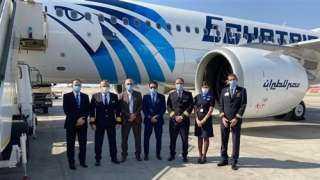 غدًا.. مصر للطيران تسير 38 رحلة بمطار القاهرة
