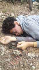 العثور على جثة طفل مذبوح على كوبرى بقرية دبو وميت عوام بالدقهلية