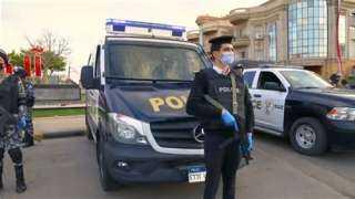 إنقاذ مسن خطفه تشكيل عصابى ينتحل صفة رجال شرطة بالمقطم
