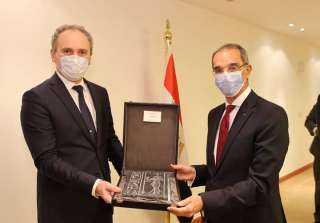 تعزيز التعاون المشترك بين مصر وبيلاروسيا فى مجال الاتصالات وتكنولوجيا المعلومات