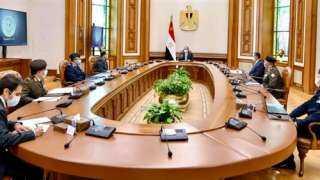 توجيهات السيسي بشأن مشروع «مستقبل مصر»