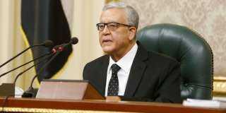 قرار هام من رئيس النواب بشأن بيان وزير الشباب