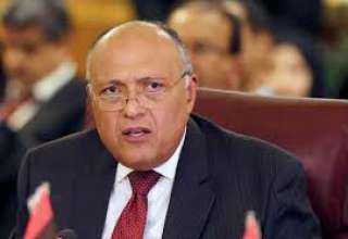 وزير الخارجية : إثيوبيا تتعنت فى ملف سد النهضة