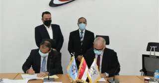 توقيع بروتوكول تعاون بين معهد بحوث البترول ووكالة الفضاء المصرية