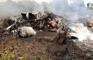 مصر تعرب عن تعازيها فى ضحايا تحطم طائرة ركاب في جنوب السودان