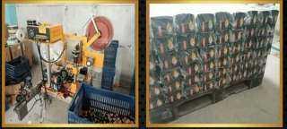 ضبط صاحب مصنع لإنتاج الولاعات بدون ترخيص يجمع اسطوانات الغاز المحظور الإتجار بها