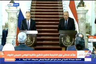 وزير الخارجية يتحدث عن ثبات الموقف المصرى من أزمة سد النهضة