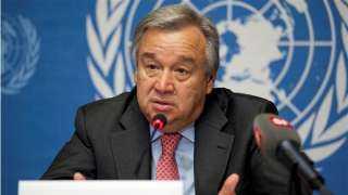 الأمين العام للأمم المتحدة يدعو لتهدئة «فورية» في غزة وإسرائيل