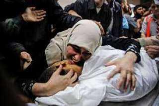 ارتفاع عدد شهداء العدوان الإسرائيلى على غزة إلى 218 معظمهم من الأطفال