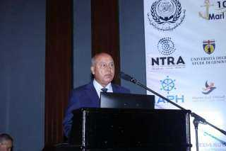 كلمة الفريق مهندس كامل الوزير وزير النقل خلال افتتاح فعاليات مؤتمر مارلوج 10 اليوم بالإسكندرية