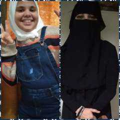 مفاجأة الإعلامية ياسمين شكرى..برنامج ( يوميات المنتقبة وأبنتها )