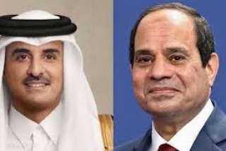رسالة من الرئيس السيسى لأمير قطر يسلمها وزير الخارجية