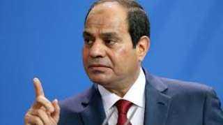الرئيس السيسى: حان الآن موعد زيادة سعر رغيف الخبز