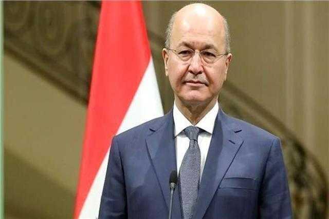 """رئيس العراق: الإبادة الجماعية للإيزيديين """"جريمة نكراء"""".. والقصاص """"حق لا يسقط"""""""