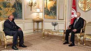 وزير الخارجية: مصر تسخر جميع إمكانياتهالدعم الشعب التونسي