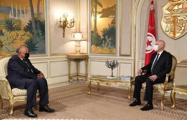 تفاصيل رسالة الرئيس السيسى للرئيس التونسى قيس سعيد