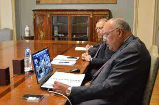 مصر تُشارك في الاجتماع الأول للمنتدى الدولي للتعاون في مجال اللقاح ضد فيروس كوفيد-19