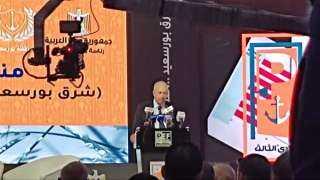 رئيس منطقة قناة السويس: شرق بورسعيد تمتلك عوامل التمكين اللازمة.. والأمور اختلفت عن 2015