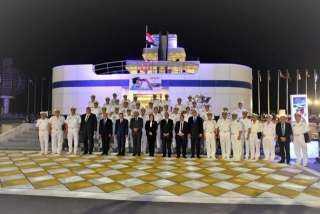 الفريق أسامة ربيع يشهد احتفالية هيئة قناة السويس بعيد المرشد.. ويكرم مجموعة من كبار المرشدين