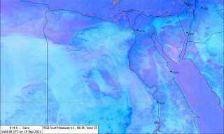 حالة الطقس على مدار الأسبوع المقبل ودرجات الحرارة المتوقعة على العاصمة والمحافظات