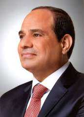 الرئيس السيسى يستقبل ملك البحرين