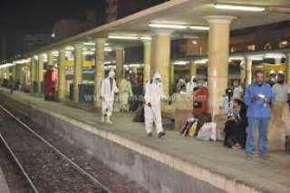 ٣ جنيهات رسم دخول محطات السكة الحديد لغير المسافرين