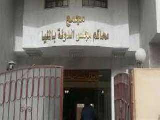 حبس المحامى المتهم بالتهديد بتفجير مجمع محاكم المنيا