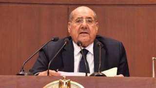 رئيس مجلس الشيوخ ينعى المشير طنطاوي: أفنى حياته في خدمة الوطن