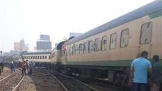 دون خسائر بشرية.. خروج 3 عربات من قطار النوم بمحطة رمسيس وتوقف الحركة جزئيًا بخط الصعيد