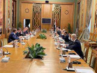 انعقاد جولة مشاورات سياسية بين مصر والتشيك
